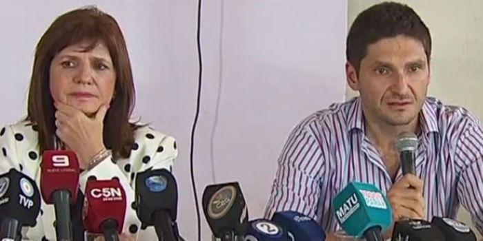 Pullaro apuntó directamente contra Gendarmería por la información falsa sobre las detenciones.