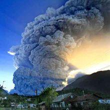El volcán Chaitén se reactivó y hay alarma