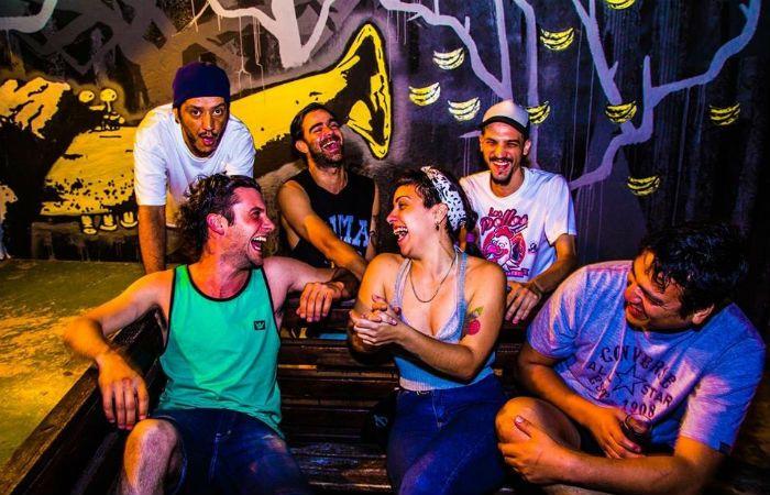 """Nuevo álbum. La banda tocará los temas de su disco """"Mutando""""."""