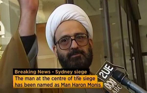 Terrorista. El iraní que tomó rehenes en Sydney