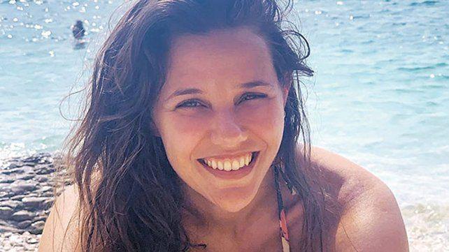 Luciana Rubinska dijo que se siente liberada tras mostrarse en bikini