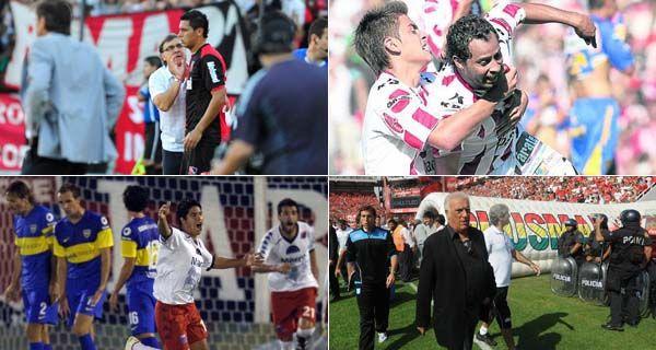 Los cinco momentos destacados que dejó el fútbol del fin de semana
