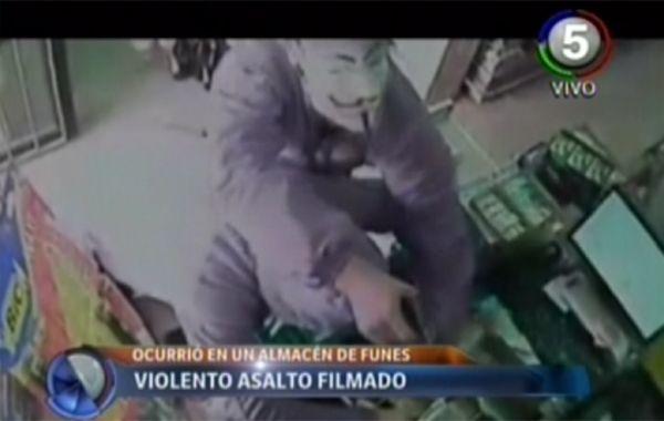 Asalto en Funes