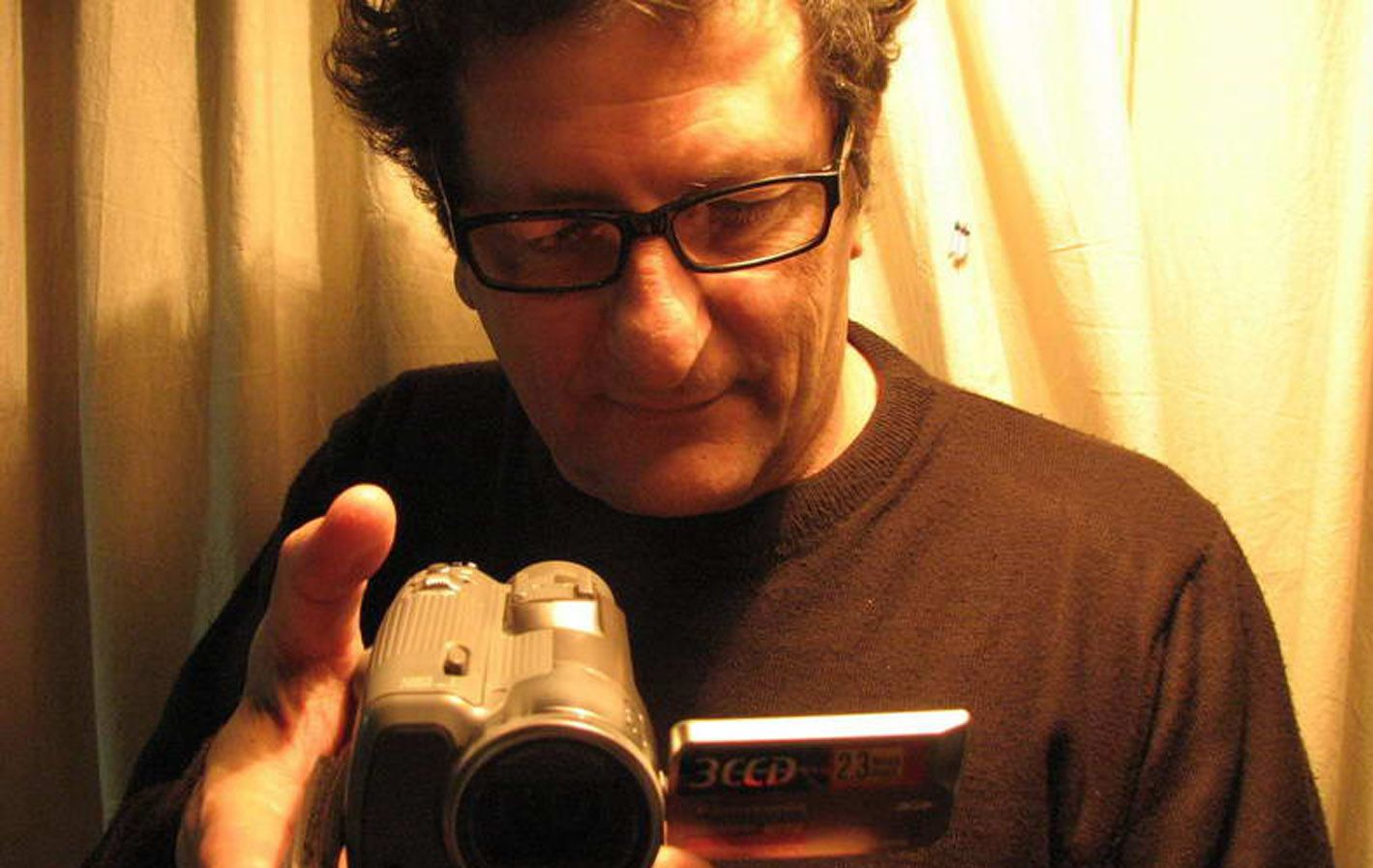 En la búsqueda. Raúl Perrone venía de ganar en el Bafici con este filme.