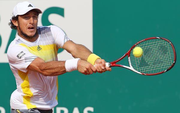 Mónaco le ganó al letón Ernests Gulbis en tres sets y enfrentará a Novak Djokovic