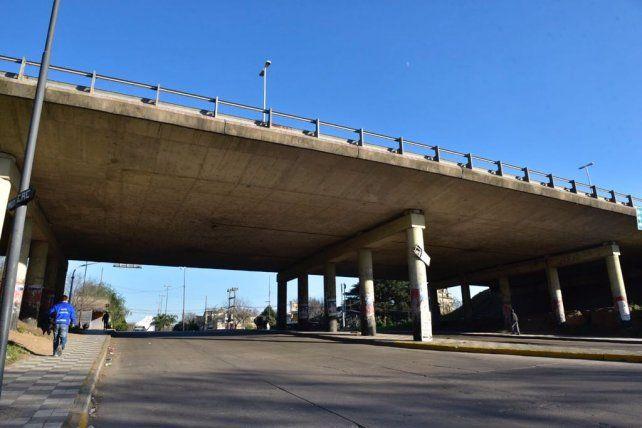 Avenida del Rosario y Acceso Sur