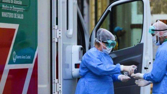 Otras 84 personas murieron y 4.688 fueron diagnosticadas hoy con coronavirus en Argentina
