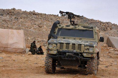 Reconquista. Fuerzas sirias ya están en la milenaria ciudad tras la expulsión de los extremistas del Estado Islámico.