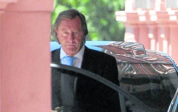 Llamada polémica. Carlos Liuzzi fue denunciado en 2012 por enriquecimiento ilícito pero Oyarbide lo absolvió.