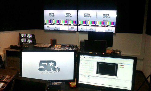 El Sindicato de Prensa en alerta por la situación del canal estatal 5RTV