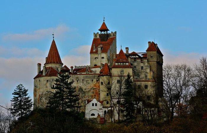 ¿Querés comprar el castillo de Drácula? Mirá el precio que le pusieron los propietarios