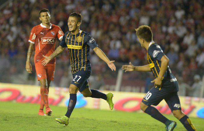 Jonás Aguirre estableció cifras definitivas con su tanto.