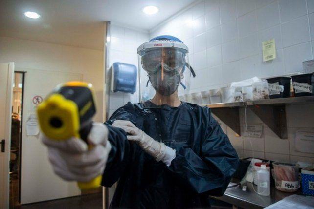 Coronavirus: enfermeros piden más reconocimiento y mejores sueldos para el sector
