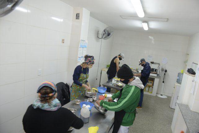 Con protocolos y un número reducido de participantes por la pandemia