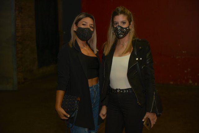 Marcela González y Natali Vigil