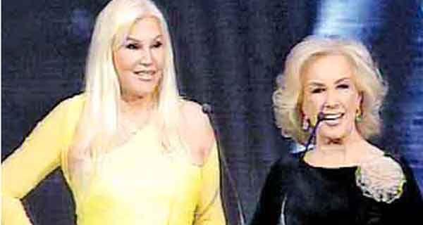 Susana, Mirtha y todas las estrellas de la TV en la fiesta de Telefé