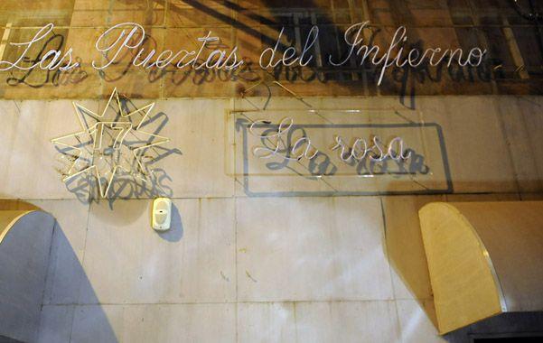 Todo un símbolo. A fines de mayo las autoridades habían clausurado el local ubicado en Callao al 100 bis