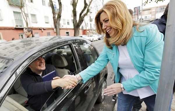 Histórico bastión del PSOE. La actual presidenta regional Susana Díaz logró la victoria con el 35% de los sufragios.