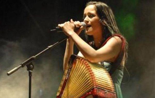 Julieta Venegas actúa hoy en City Center