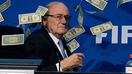 Joseph Blatter, ex presidente de la FIFA cuando estalló el Fifa Gate.