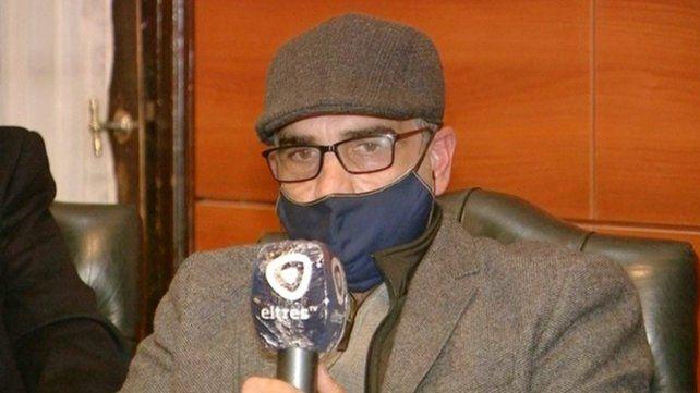 El empresario Leonardo Peiti fue detenido por un pedido de la Fiscalía de Rafaela.