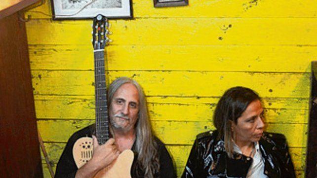 Show de blues y baladas en el Atlas