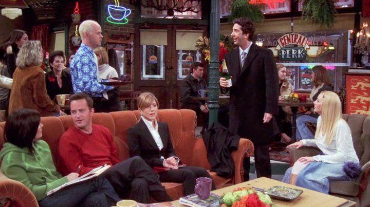 Un actor de Friends pelea contra un cáncer avanzado