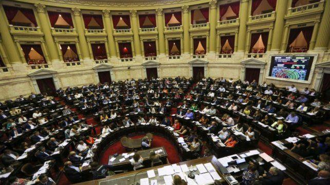 Caja de resonancia. En la Cámara baja nacional proponen frenar el avance del delito en suelo santafesino.