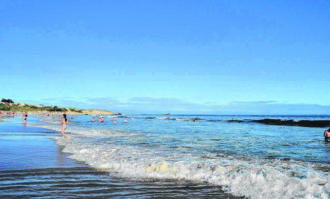 Playas extensas y abiertas. La Brava