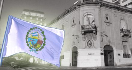 El Concejo oficializaría hoy la bandera de Rosario