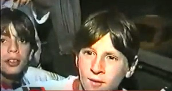 Es furor el inédito video de Messi de viaje con sus compañeros en Carlos Paz