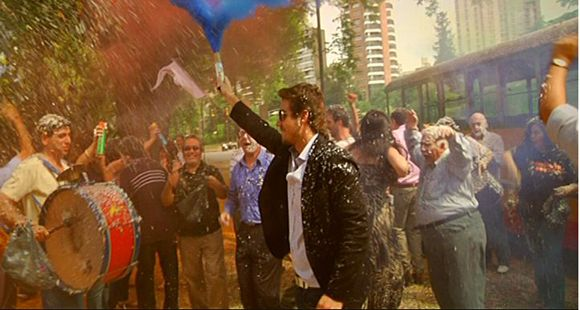 Las figuras de Canal 5 participaron de un desopilante spot para las fiestas