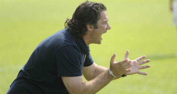 Pizzi insistió en que no alcanza con que no te metan goles, hay que lastimar al rival