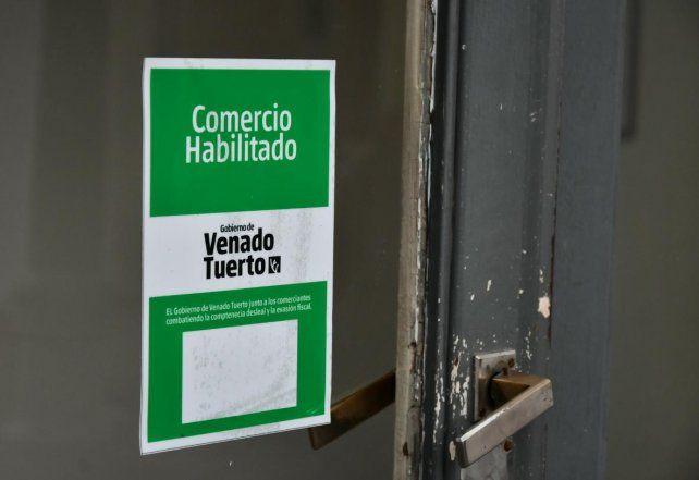 Alrededor de 5300 comercios activos existen en Venado Tuerto. Un número que supera la media nacional de negocios.