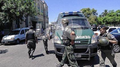 Llegarán 102 gendarmes a la ciudad y montarán un destacamento en B° Guadalupe