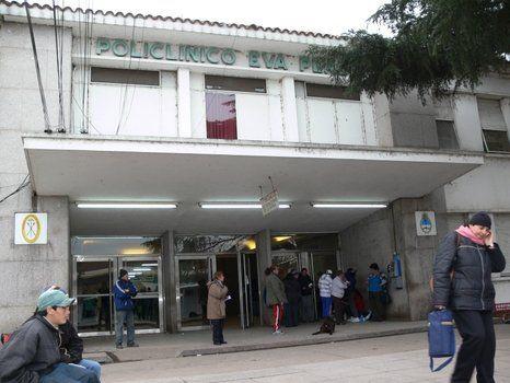 baigorria. Miguel Angel Funes falleció en el Policlínico Eva Perón.