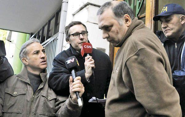 Imputado. Jorge Mangeri