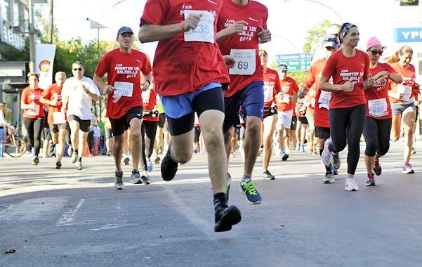 El Maratón Saladillo
