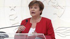 Georgieva se mostró proclive a asignar más fondos del organismo para enfrentar la crisis.