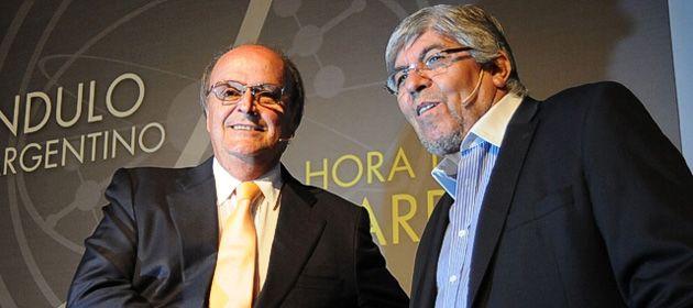 Las versiones de ruptura se dan en medio de un distanciamiento entre Moyano y Cristina Fernández.