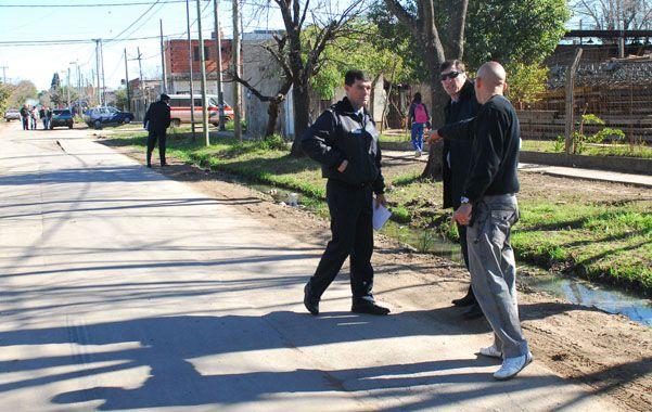 Pericia. Dos jefes policiales en Génova entre Provincias Unidas y Bolivia