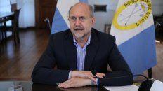el gobernador perotti aseguro que van a estar permitidas las reuniones sociales para las fiestas