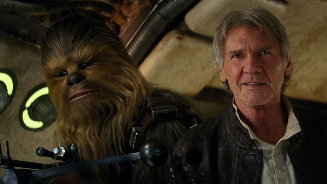 Regreso. Harrison Ford regresa como Han Solo