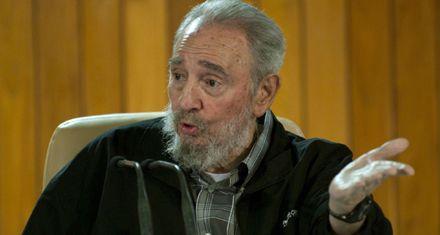 Las Reflexiones de Fidel Castro tienen más de 100 mil seguidores por Twitter