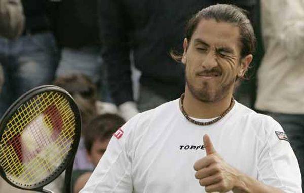 Cañas se mostró descorazonado sobre el futuro del tenis argentino.