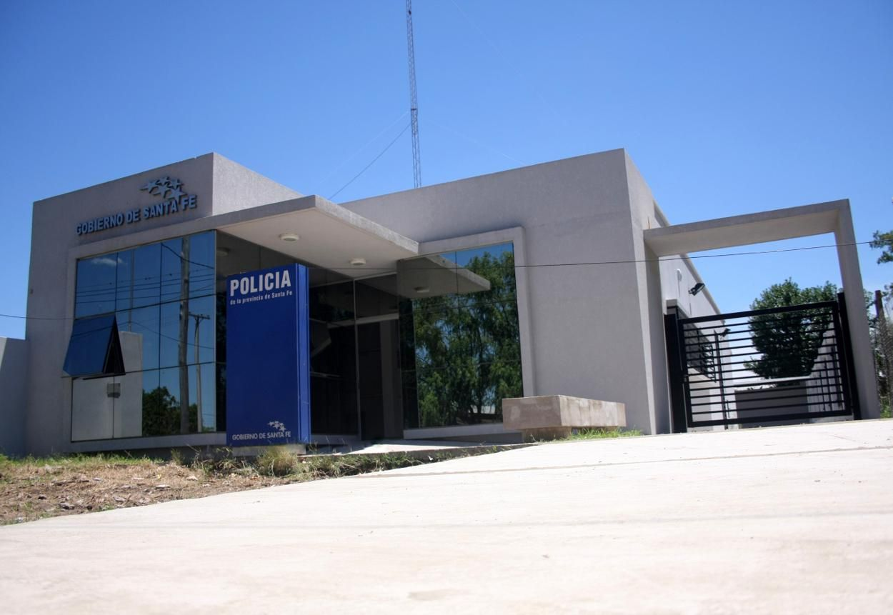 La imagen muestra el prototipo de las nuevas comisarías. (Foto: www.santafe.gov.ar)