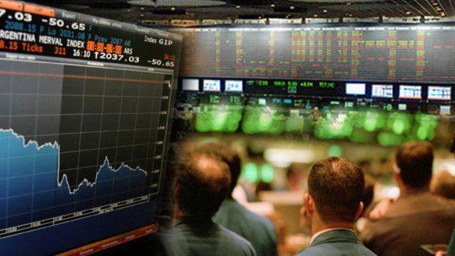 Mercados. El índice S&P Merval bajó el viernes