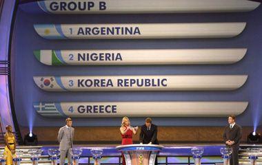 A la Argentina le tocó un grupo accesible en el Mundial y debuta con Nigeria