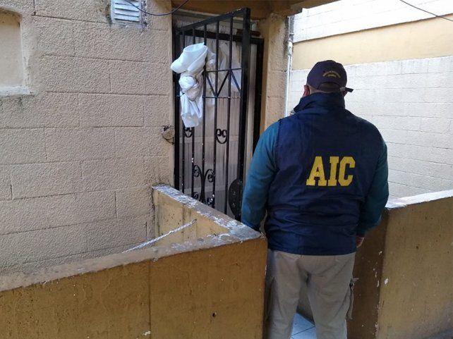 La detención del imputado se llevó adelante el domingo en el barrio Municipal de la zona sureste rosarina.