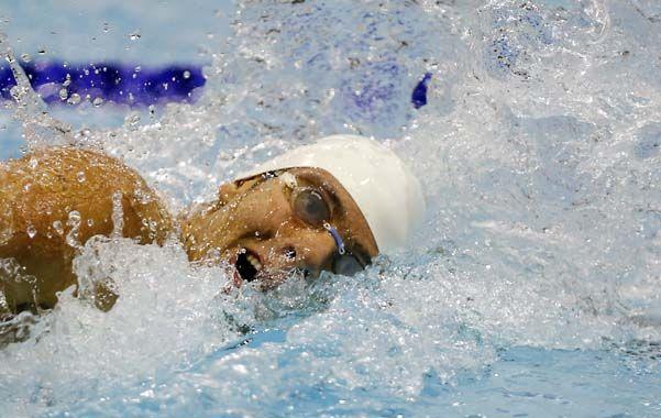 Más de cien nadadores de once países competirán hasta el próximo domingo en el Campeonato Sudamericano de Deportes Acuáticos